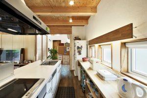 刈谷市でキッチンリフォームならまる菊工務店
